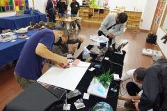 10/10・11 福島県浜通り模型製作愛好会「Zu・klone(ツクローネ)」主催 模型作品展示会