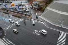 1/28 1年5カ月ぶりに鹿島街道全規制解除