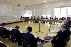 3/6 東日本国際大学で「浜通りトライデック」設立会議開かれる