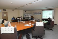 3/27 桜美林大のいわき市活性化策を市長に提案