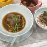 創作麺「やま鳶(とんび)」 さかなの日に子ども食堂開く