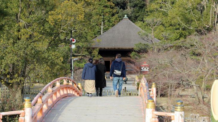 現存する平安期の古代建築 国宝・白水阿弥陀堂「内郷」