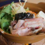 選べる鍋の「海の恵み会席膳」